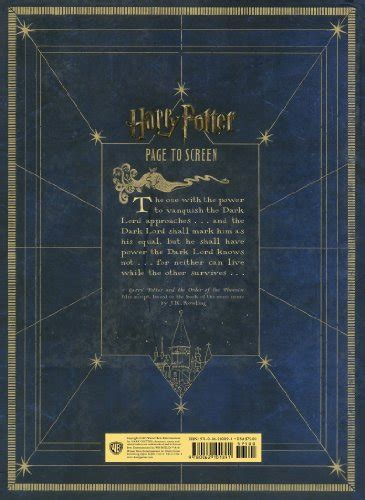 Harry Potter The Artifact Vault Hardcover harry potter page to screen the complete filmmaking journey in the uae see prices reviews and