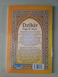 Buku Saku Dzikir Pagi Petang Dan Sesudah Shalat Fardhu 2 Warna buku saku dzikir pagi sore dan dzikir sesudah shalat wajib toko muslim title