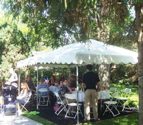 tent for backyard party frame tent rental information