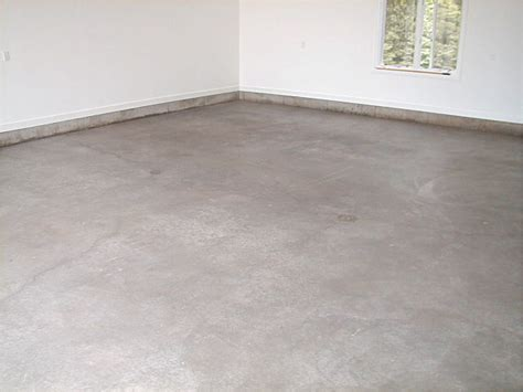 Sealed Garage Floor by Garage Floor Concrete Sealer Concentrate Salt Defense