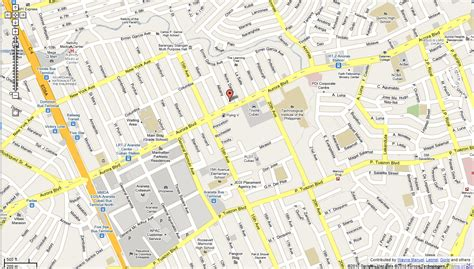 map of quezon city review jason spa in cubao