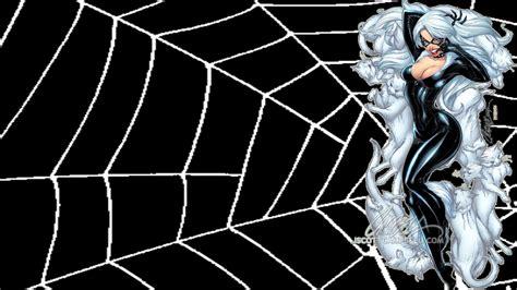 wallpaper black cat marvel comics black cat spider man
