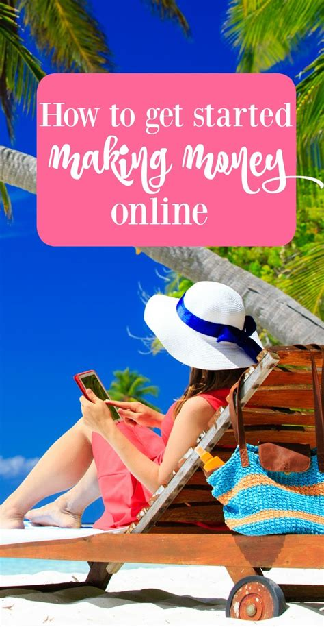 Get Started Making Money Online - how to get started making money online the frugal millionaire