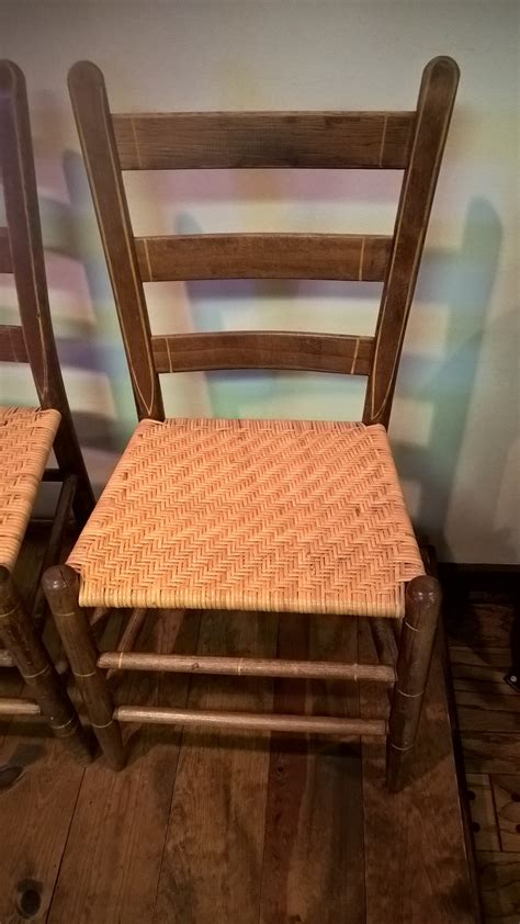 Ladder Back Seat Chairs - ladderback chair