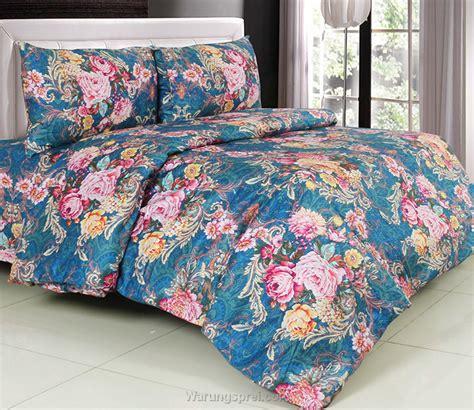Sprei Bed Cover Katun Jepang 1 sprei katun jepang grace warungsprei