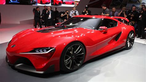 Toyota Supra Msrp 2017 Toyota Supra Price Specs Release Date Engine Msrp