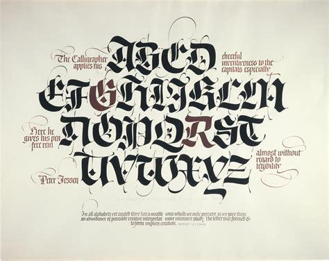 fraktur calligraphy alphabet www pixshark com images