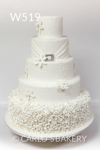 Bakery Wedding Cakes by Carlo S Bakery Wedding Cakes