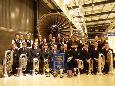 rolls royce leisure association derby rolls royce leisure brass band wins big for the midlands