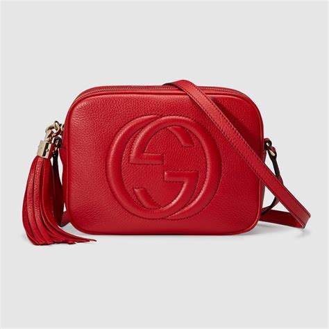 Gucci Broche Gg Sling Bag Ac865 gucci soho leather disco bag in leather lyst