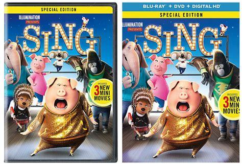 Dvd Sing sing dvd only 7 81 reg 21