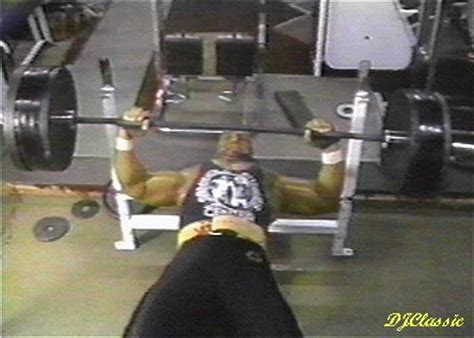 hulk hogan bench press hulk hogan gallery