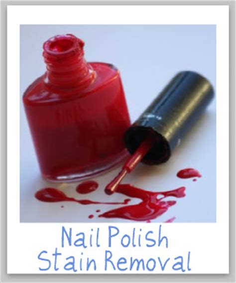 remove nail polish from sofa fabric nail polish stain removal guide