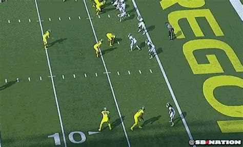 swinging gate offense playbook oregon converts two point conversion after first td mark