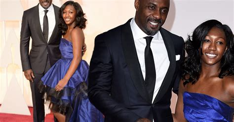 isan elba pics idris elba proves he is the coolest dad by taking his
