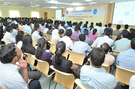 Tapmi Mba Fees by T A Pai Management Institute Tapmi Manipal Images