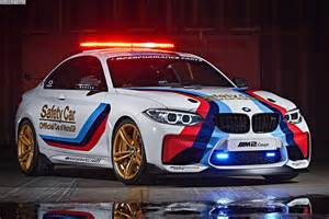 motogp 2016 bmw m2 safety car mit motorsport technik