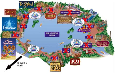 map of epcot world showcase besttabletfor me