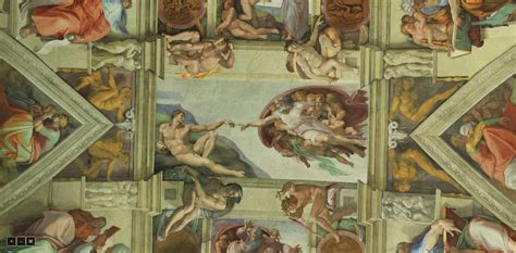 Sistine Chapel Ceiling Tour 360 by The Vatican Museum S Stunning 360 Vr Tour Of The Sistine