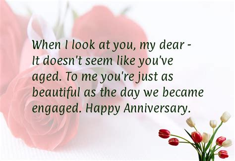 Wedding Anniversary Quotes For Boyfriend by One Year Anniversary Quotes For Boyfriends Quotesgram