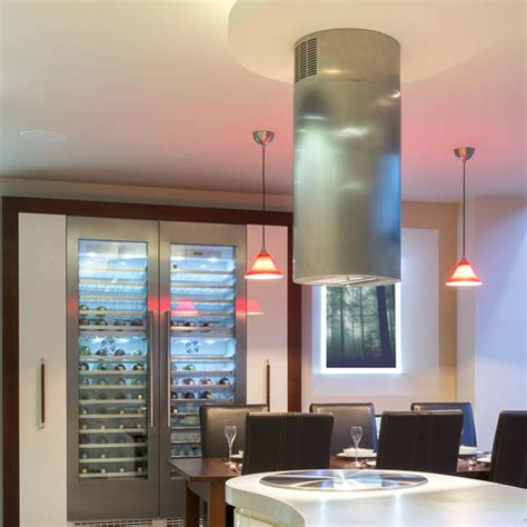 kitchen island extractor hoods contemporary kitchen island extractor with lights and