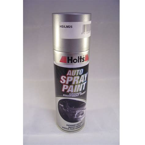 paint match hsilm25 holts paint match pro aerosol silver metallic