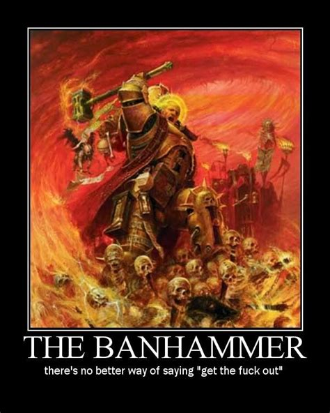 Ban Hammer Meme - image 222497 banhammer know your meme