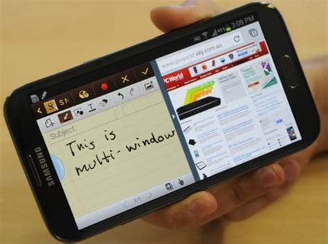 Samsung Multi Window apps won t open in samsung galaxy note 2 multi window the droid