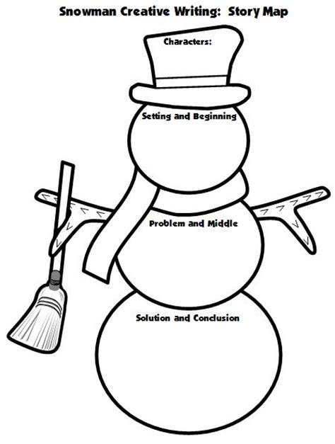 snowman book report winter teaching resources and lesson plans for