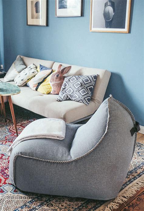 sitzsack wohnzimmer skandinavische sitzm 246 bel trends wohnklamotte de