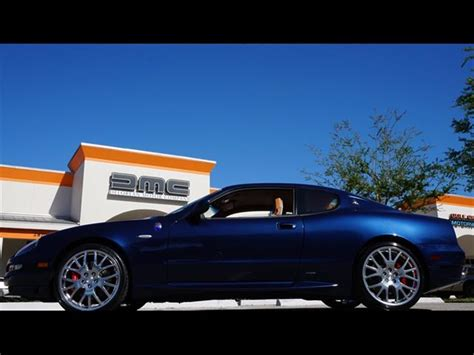 how does cars work 2006 maserati coupe parking system 2006 maserati gran sport for sale in bonita springs fl stock 002669 16