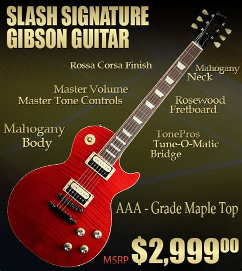 Guitar Giveaways - win this slash signature guitar giveaway now by keeping the blues alive foundation