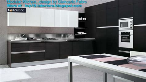 modular kitchen interior design type rbservis