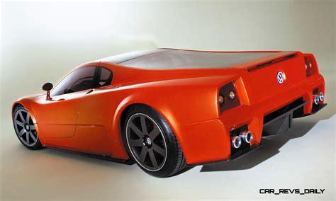 volkswagen supercar 2001 volkswagen w12 nardo coupe concept slams 217mph vmax