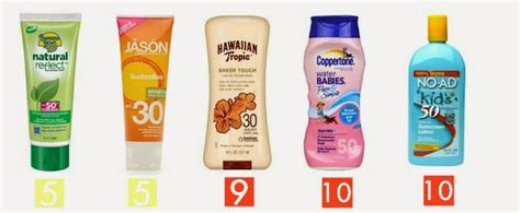 banana boat mineral sunscreen erin s faces all your spf questions answered