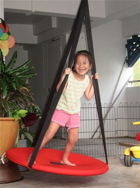 ikea indoor swing 10 stylish indoor swings to inspire your next playtime