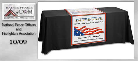 table banners for trade shows trade table banners
