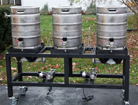 home brewing systems plans all grain brewing setup