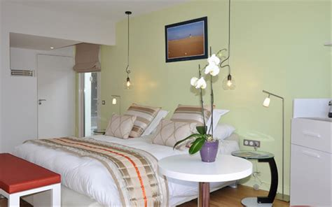 chambre d h e ile d ol駻on chambre panoramique golf hotel oleron hotels