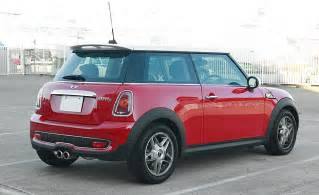 Size Of Mini Cooper Mini Cooper S Does Size Matter