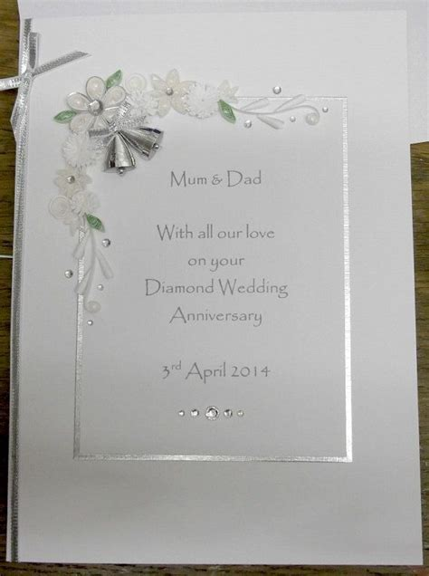 Best 25  Wedding anniversary cards ideas on Pinterest