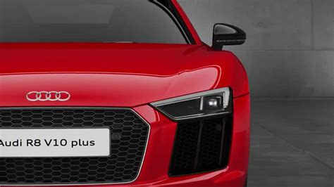 Audi R8 Led Headlights by Lighting Technology Audi Technology Portal