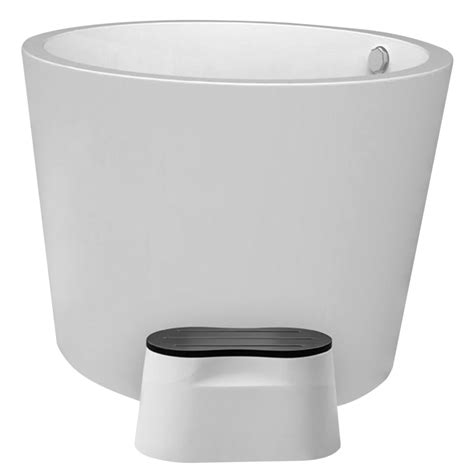 small round bathtub hs bz673 small round soaking bathtub custom size round