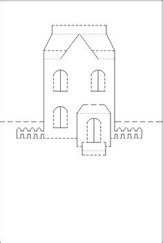 Free Template Of White House Pop Up Card by 1000 Images About On Pop Up Pop Up