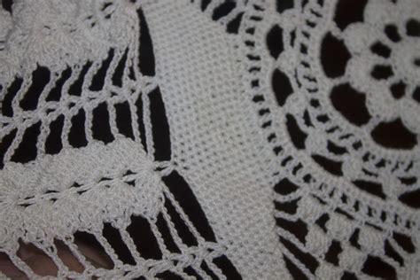 copriletti all uncinetto copriletto matrimoniale uncinetto in cotone a vibo