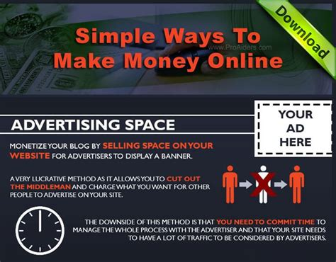 How Does Online Advertising Make Money - 17 best images about how to make money online on pinterest work from home jobs