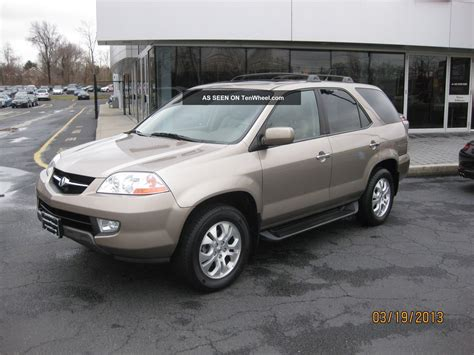 2003 acura mdx touring 2003 acura mdx touring sport utility 4 door 3 5l