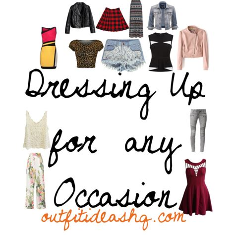Dressing Up Or For Any Occasion dressing up for any occasion ideas hq