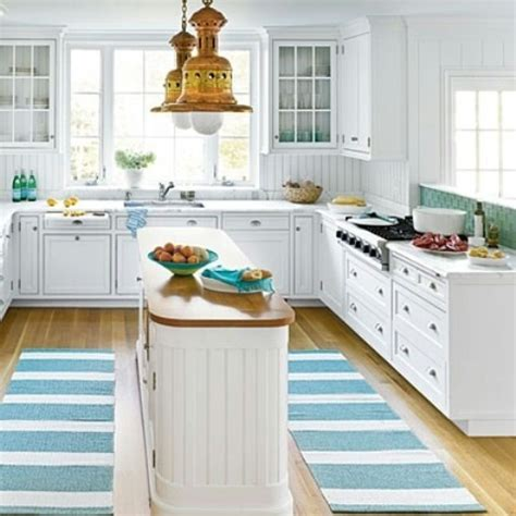 Colorful Kitchen Canisters 32 Amazing Beach Inspired Kitchen Designs Digsdigs