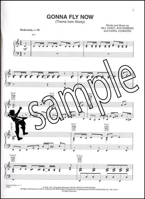 rocky balboa the best of rocky rocky balboa the best of rocky piano vocal chords hamcor